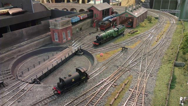 Pendle Forest Model Railway Society Newbie Bridge Oo